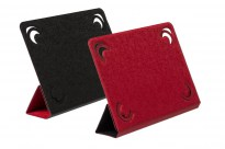 3127 red/black double-sided tablet cover  10.1