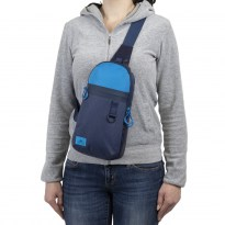 5312 blue Sling bag for mobile devices