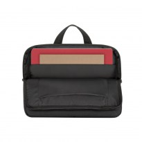7520 black Canvas Laptop bag 13.3-14''