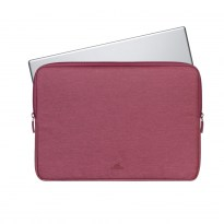 7704 red Laptop sleeve 13.3-14