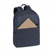 8065 dark blue Laptop backpack 15.6