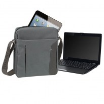 8112 grey Laptop bag 10,2