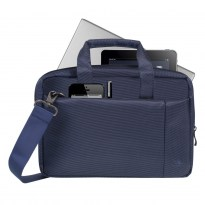 8211 blue Laptop bag 10,1